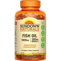 Sundown Naturals Fish Oil 1000 mg