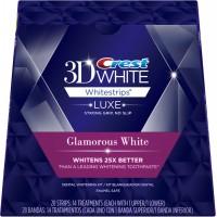 Bande Crest 3D white Glamorous
