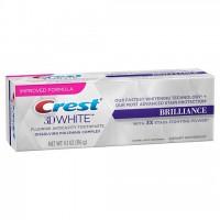 Dentifrice Crest 3D White brillance