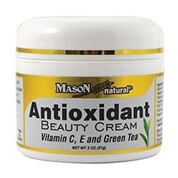 Antioxidant beauty cream