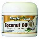 Coconut oil beauty cream