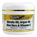 Marula oil, argan oil, aloe vera & vitamin E beauty cream