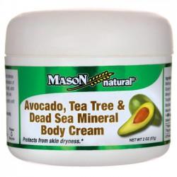 Avocado, tea tree & Dead Sea mineral beauty cream