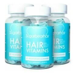 Sugarbearhair Vitamin - 3 Month