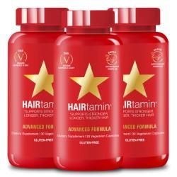 Hairtamin Advanced Formula - 3 Month Supply