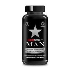Hairtamin Man Vitamins - 1 Month Supply