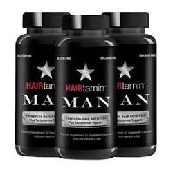 Hairtamin Man Vitamins - 3 Month Supply