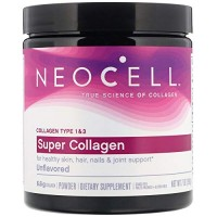 Neocell Super Collagen unflavored Type 1 & 3, 7 oz (198 g)