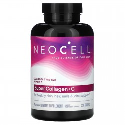 Neocell Collagen+C 250 Tablette