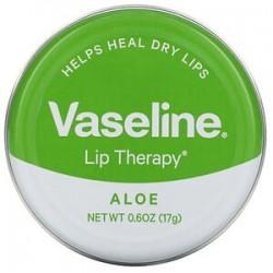 Vaseline, Lip Therapy, Aloe