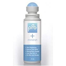 PFB Vanish + Chromabright Soin pour poil incarné et éclaircissant pour la peau