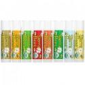 Sierra Bees, Organic Lip Balms Combo Pack, 8 Pack