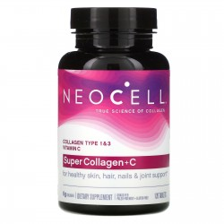 Neocell Collagen+C 120 Tablette