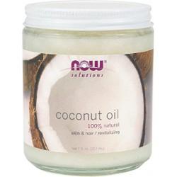 Now Coconut Oil 207ml